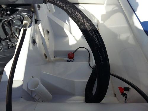 semirrigido nyc 450 // yamaha 40 2t xwtl power trim sarthou