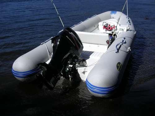semirrigido olympic marine 535 2016 nuevo sin motor