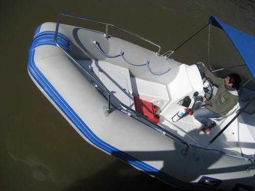 semirrigido olympic marine 560  2017 nuevo sin motor