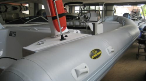 semirrigido olympic marine 7mts 12 personas okm sin motor