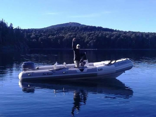semirrigido sea runner 560 2020 ideal mar lagos pesca paseo