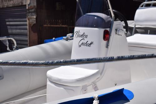 semirrigido sea runner 560 motor yamaha 115 hp 4 tiempos