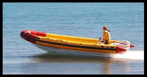 semirrigido super marinero v profunda kiel 670 nuevo 2020