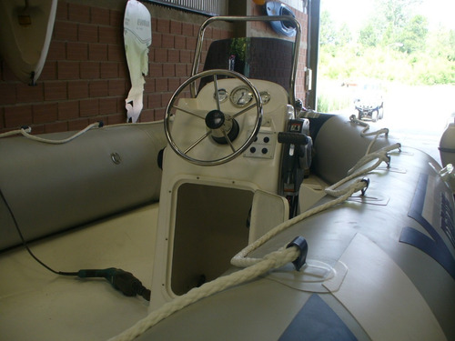 semirrigido v marine 4.90 motor a eleccion