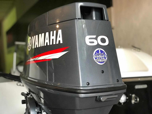 semirrigido viking 490 con motor yamaha 60hp 2t 0km
