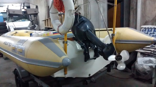 semirrígido viking 5.20 ,yamaha 40 hp