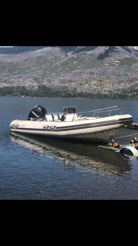 semirrigido viking 6.00 mts premium. mercury 115 hp 4t