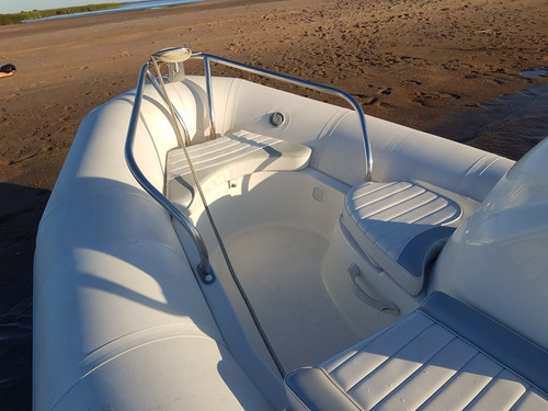 semirrigido zodiac 380 yachtline