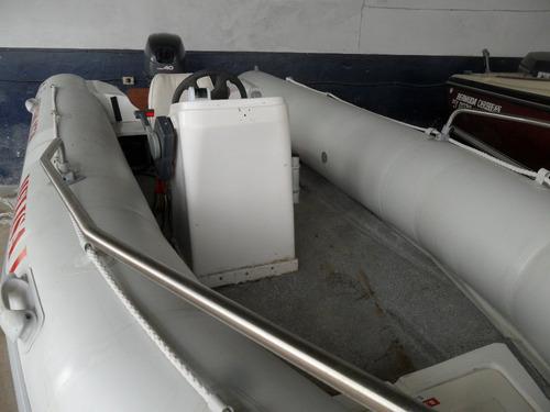 semirriguido baab 490 40 hp motor yamaha 2009 44507191