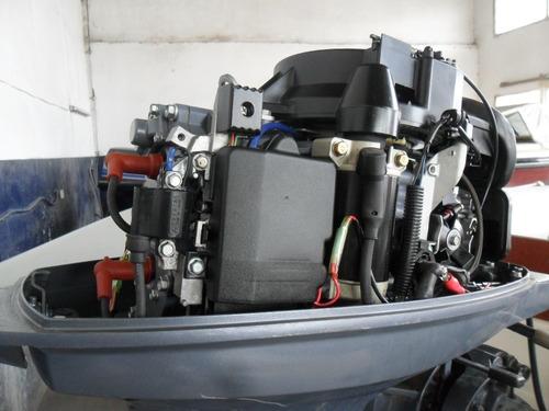 semirriguido baab 490 40 hp motor yamaha 2009