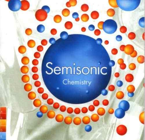 semisonic  chemistry  cd sencillo raro  de 2000