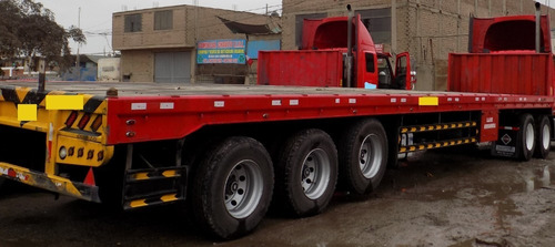 semitrailer international 7600 sba 6x4  año 2017 y/o generad