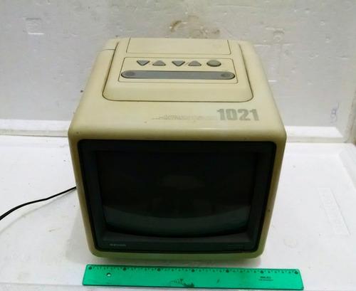 semp toshiba 1021 tv 10 polegadas  placa para desmanche