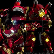 sen-ti-nel editar iron man # 05 hulkbuster figura de acción