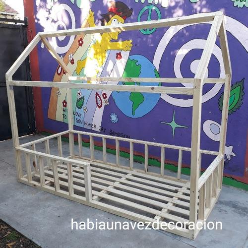 seña cama montessori