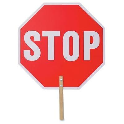 señal de stop mano tatco