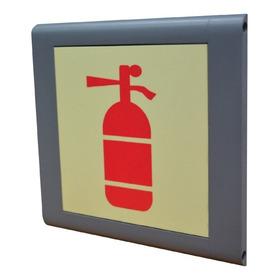 Señalizacion   Extintor De Incendios  15x15