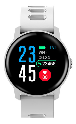 senbono relógio inteligente 1.30-inch ip68 à prova d