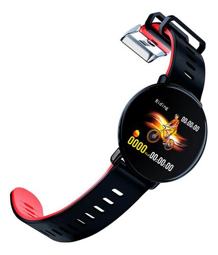 senbono relógio inteligente 1.30 polegadas ip68 à prova d&#3