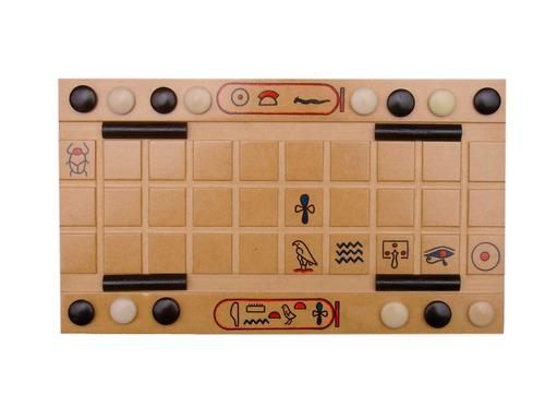 senet: el juego del rey tutankhamon