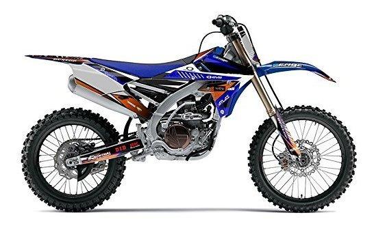 Senge Graphics 1993 1995 Yamaha Yz 125 250 2 Stroke Surge