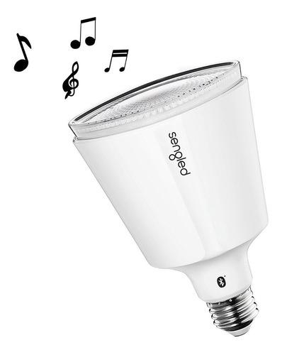 sengled solo pro lámpara led smart dimmable con jbl bluetoot