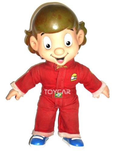 seninha - boneco mascote 40 cms