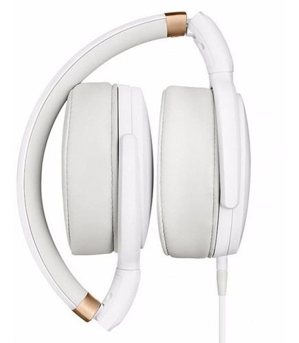 sennheiser audífonos hd 4.30i para iphone blanco 1 año garan