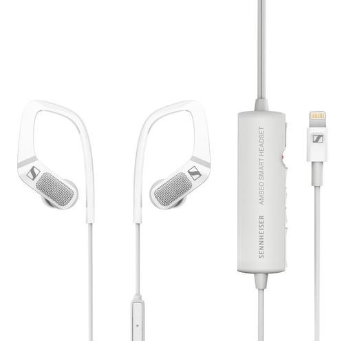 sennheiser auriculares ambeo smart microfono 3d para ios
