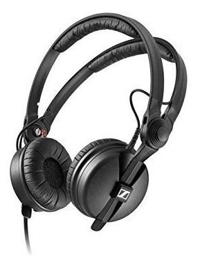sennheiser hd25 auriculares vincha dj cerrados estudio hifi