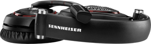 sennheiser - headset gamer - game zero black- pronta entrega