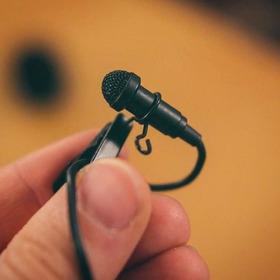 Sennheiser Me2 Microfono Corbatero Omnidir Freeport Vocal