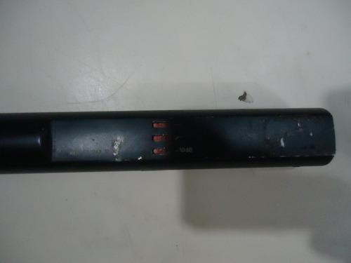 sennheiser microfone mkh 60 p48   ( esta com defeito)