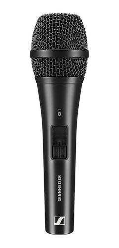 sennheiser microfono dinamico xs 1 on/off - phone store