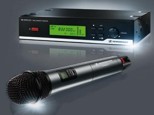 sennheiser microfono inalambrico