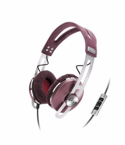 sennheiser momentum en oído - rosa