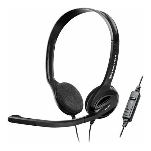 sennheiser pc36 usb auriculares microfono pc gamer notebook