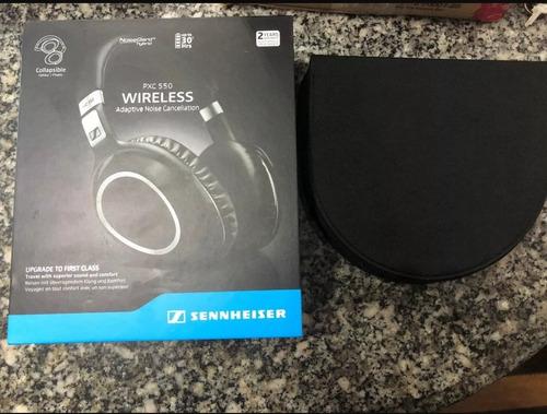 sennheiser pxc 550 headphone fone de ouvido bluetooth