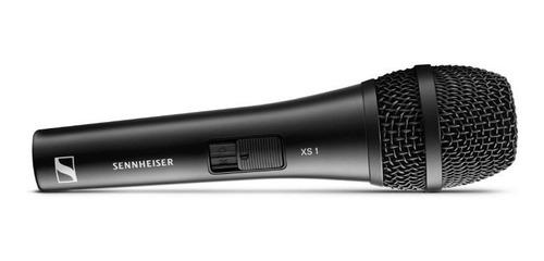 sennheiser xs1 microfono de mano vocal dinamico c/ switch