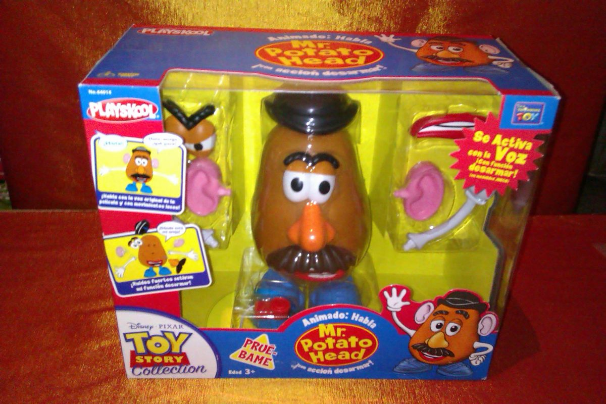 Señor Cara De Papa Toy Story De Colección -   2 80ab28fecb5