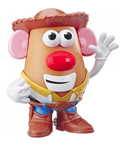 señor cara papa como papa woody sr - toy story / diverti