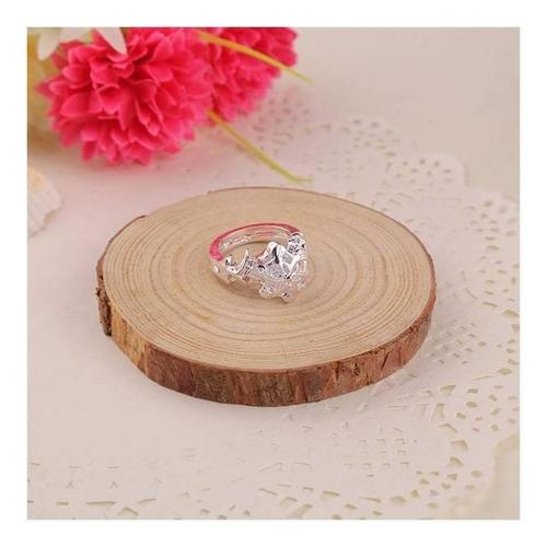 señor de los anillos anillo compromiso nenya galadriel talla
