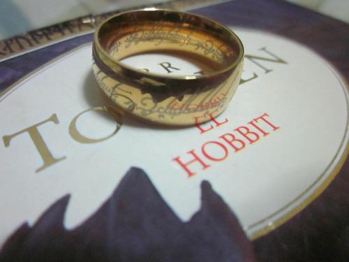 señor de los anillos. anillo unico. sauron