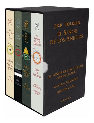 señor de los anillos edición conmemorativa c/guia de lectura
