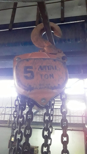 señorita de 5 toneladas