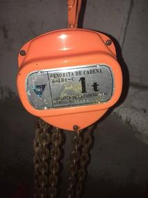 1b257053 Señorita 1 Tonelada Chain Block - Industrias en Mercado Libre Venezuela
