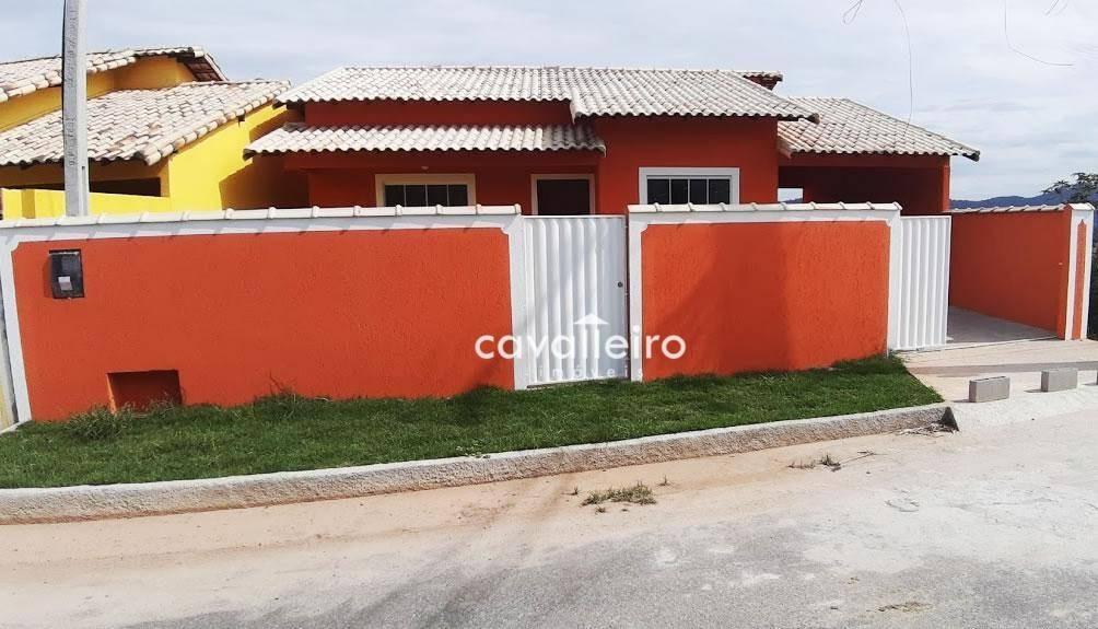 sensacional oportunidade de casa em frente ao futuro shopping plaza maricá - ca3294