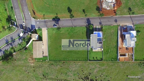 sensacional terreno com 600 m² em localização privilegiada no condomínio terras de santa cruz-bragança paulista/sp - te0072