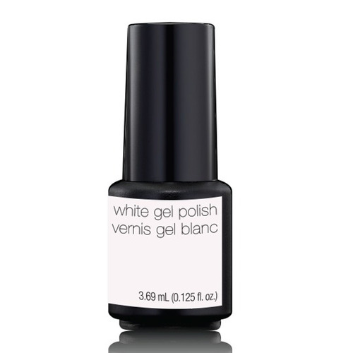 sensationail esmalte gel french manicure - barulu