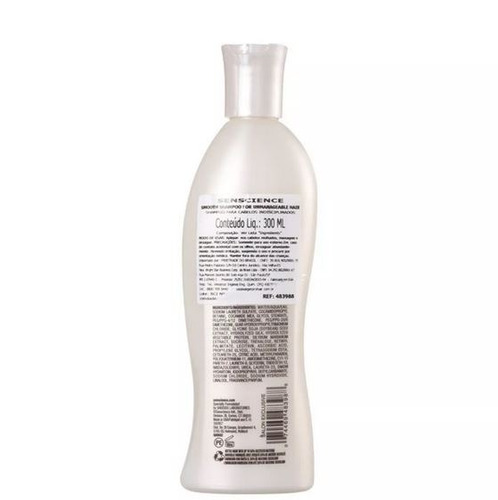 senscience shampoo smooth 300ml